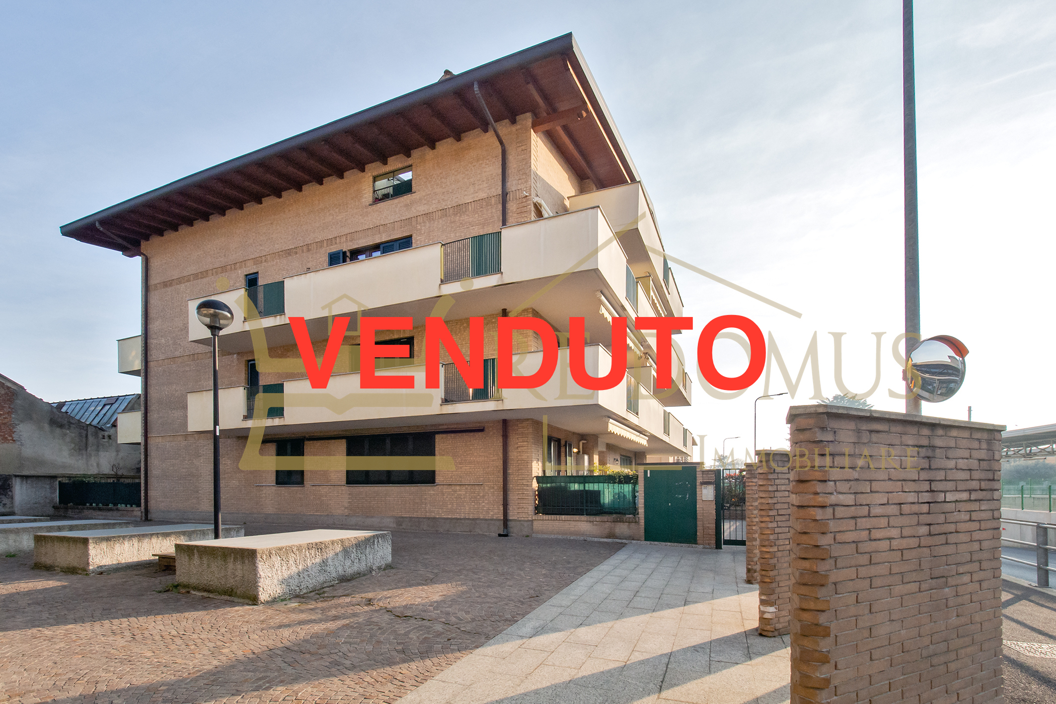 Attico 4 locali Via Giuseppe Toniolo 7 Cesano Maderno