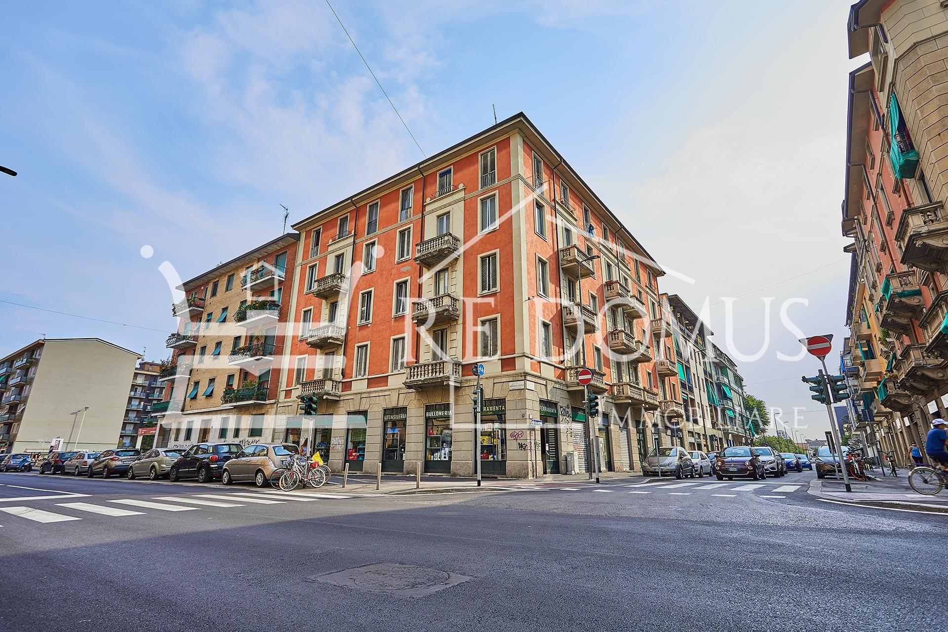 Milano Affori 3 locali esclusivo e ristrutturato in contesto storico!